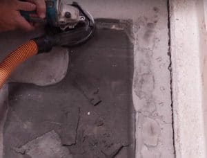 How to Remove Epoxy Paint from Concrete