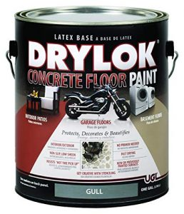 Drylok Concrete Floor Paint Colors review