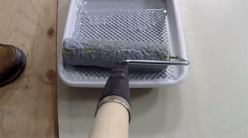 Paint a Concrete Basement Floor with Epoxy