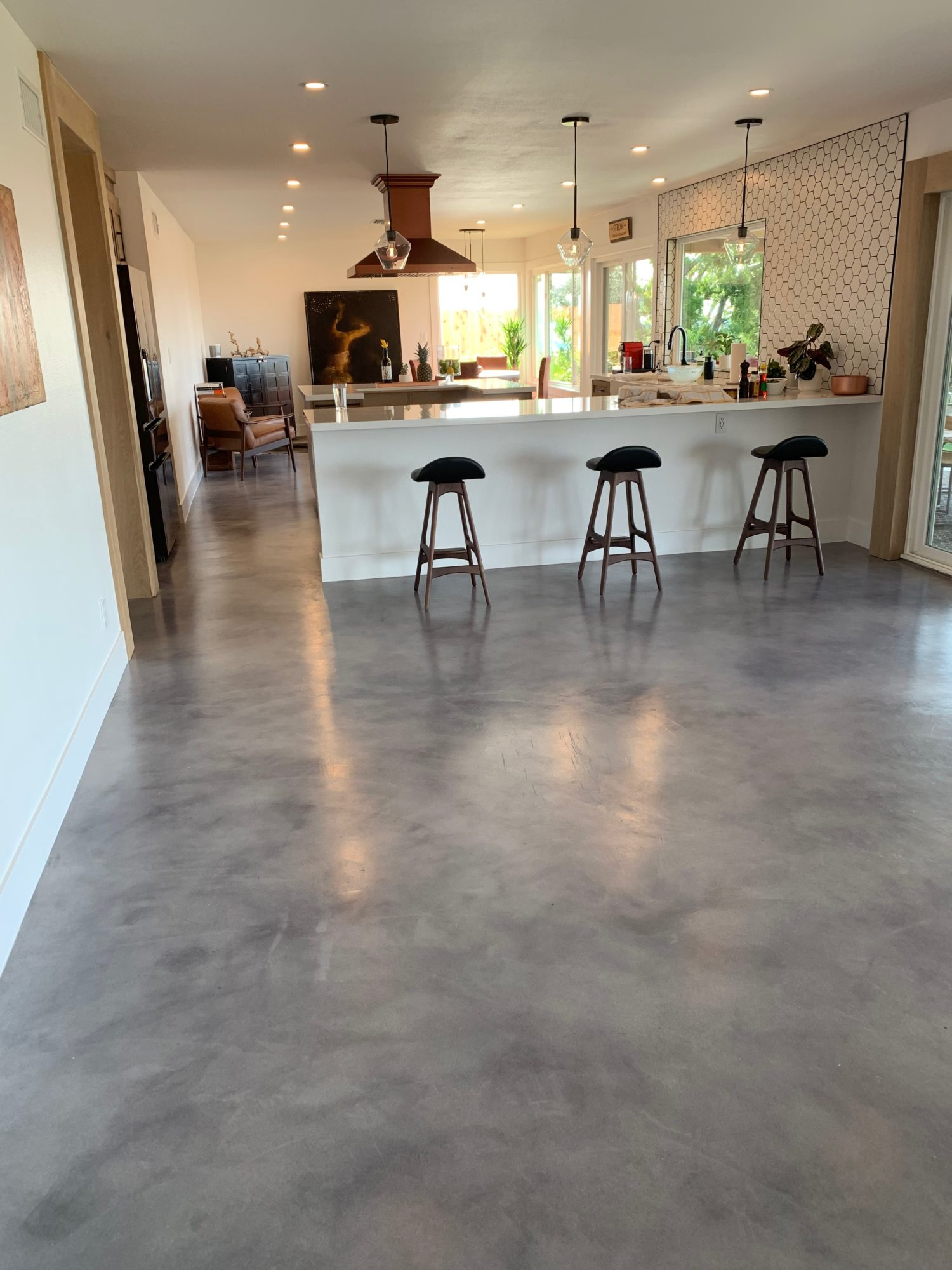 Concrete Floor Paint Colors Indoor