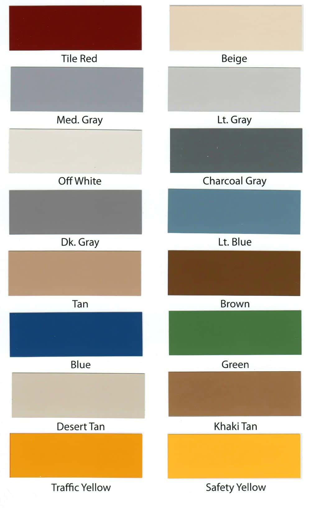 Concrete Floor Paint Colors Indoor, Best Colour To Paint Concrete Patio