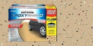 Rust-Oleum EpoxyShield Concrete Floor Paint