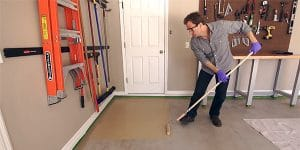 Everything You Should Know About Garage Floor Paints