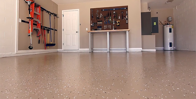 The Main Advantages of Epoxy Garage Floor Paints
