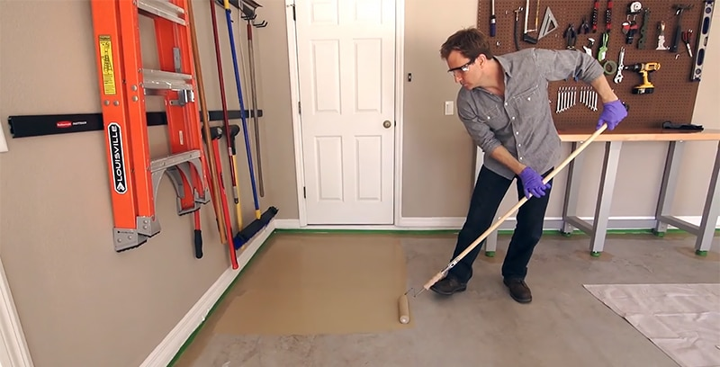 Everything You Should Know About Garage Floor Epoxy Paints