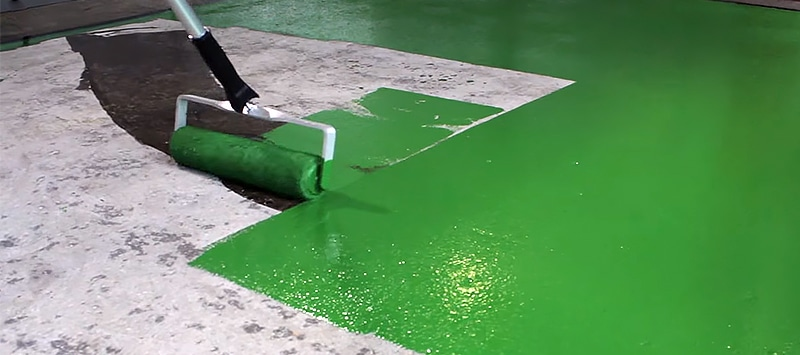 How to Choose Coloring Garage Floor Paints