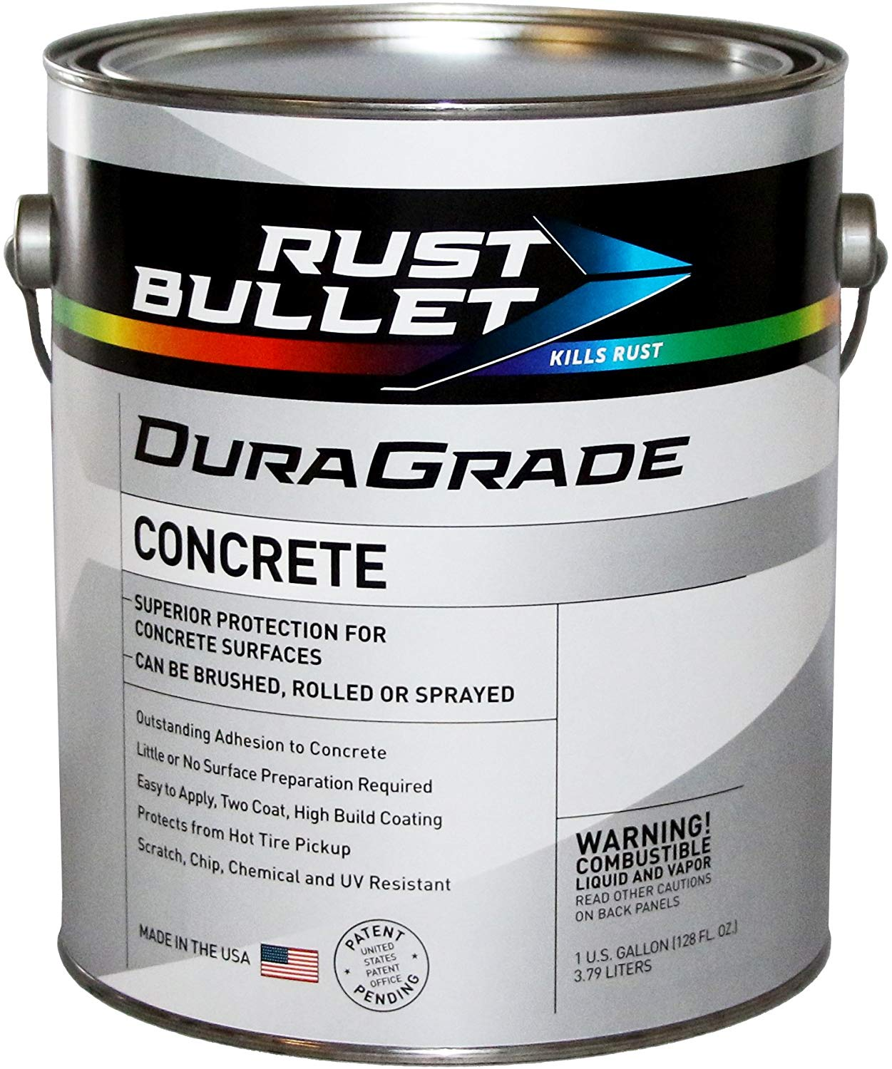 Rust Bullet Duragrade Concrete review