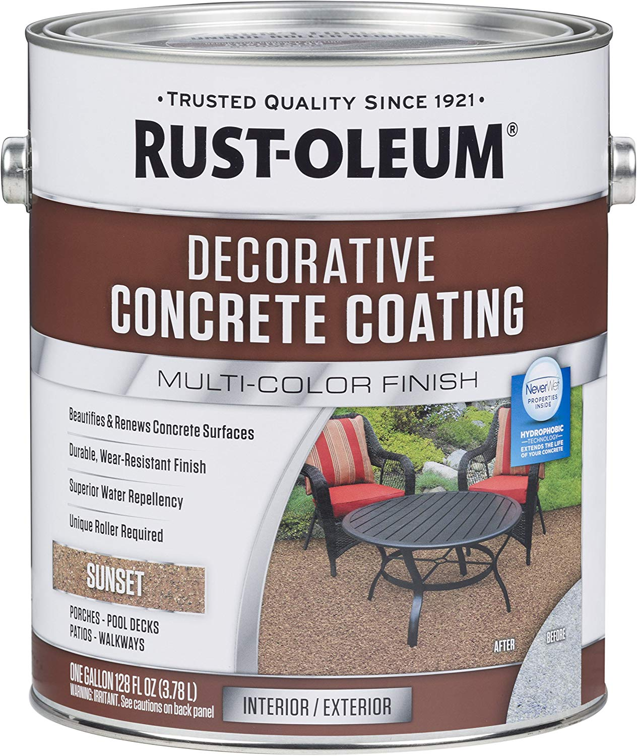 Rust-Oleum 301303 Sunset review