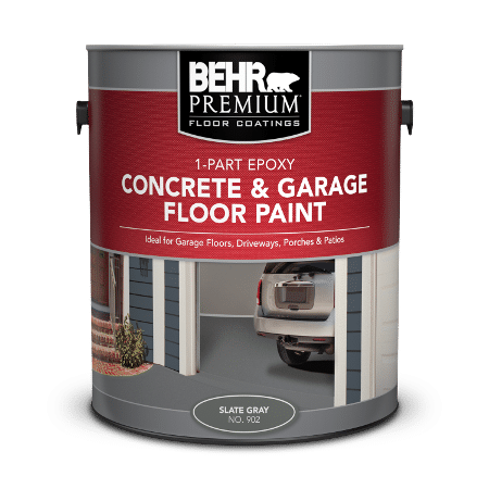 BEHR PREMIUM Concrete & Garage Floor Paint review