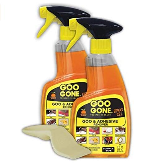 Goo Gone Adhesive Remover Spray Gel