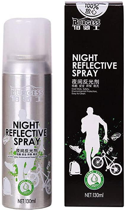 Cuekondy 2019 Night Reflective Spray Paint