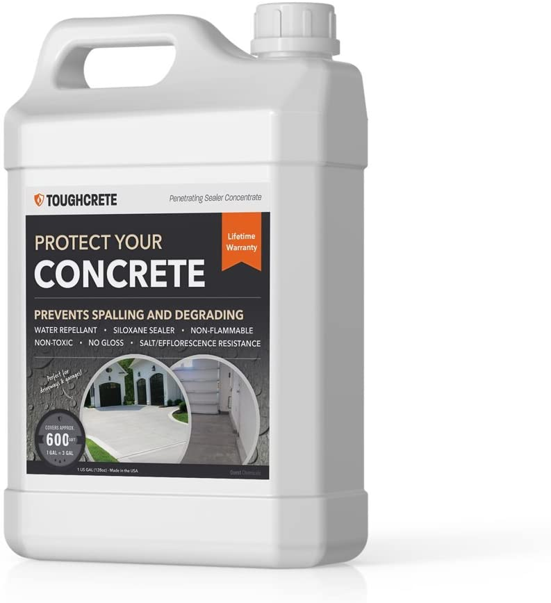 ToughCrete Concrete Sealer review