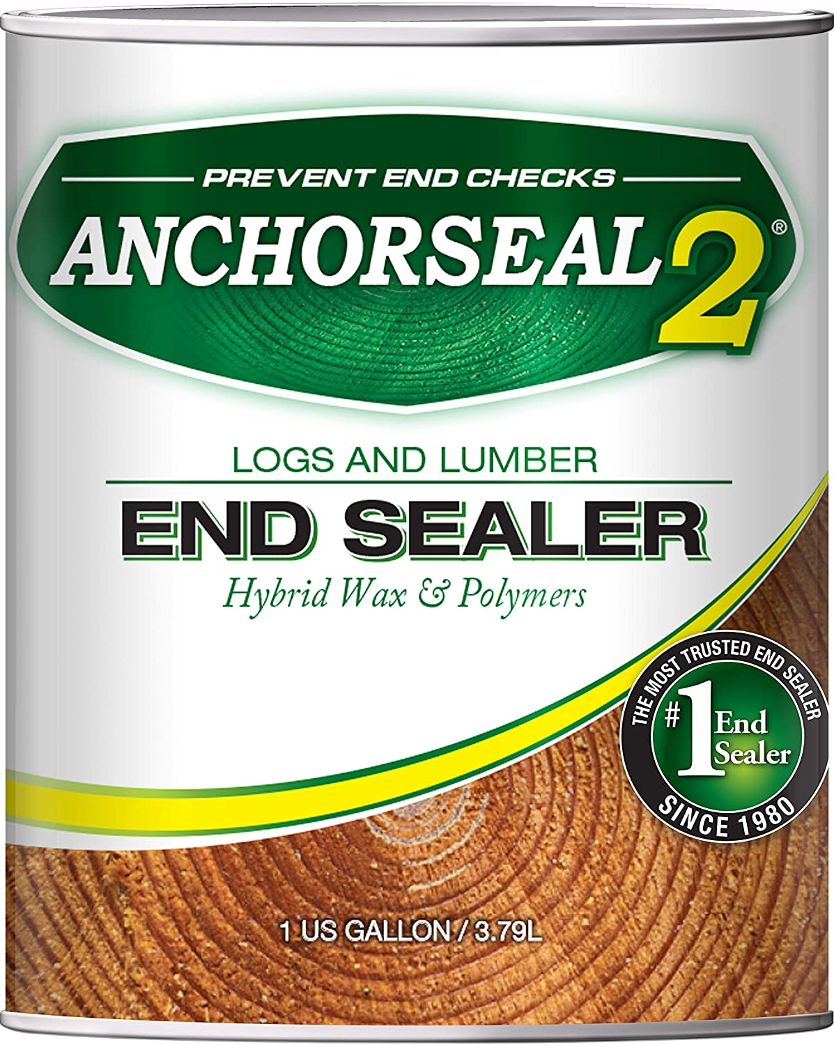 Anchorseal 2 Logs and Lumber Sealer review