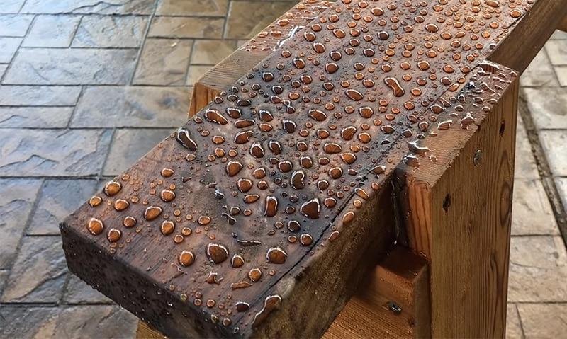 Best Outdoor Wood Sealer Waterproofing
