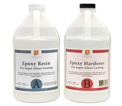 East Coast Resin<br /> EPOXY Resin Crystal Clear Review