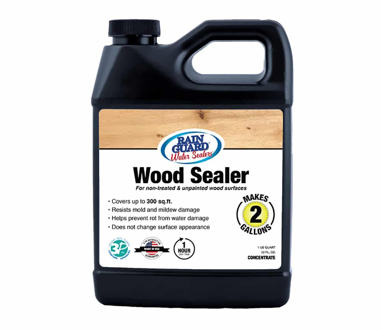 Rain Guard Premium Water Sealer review