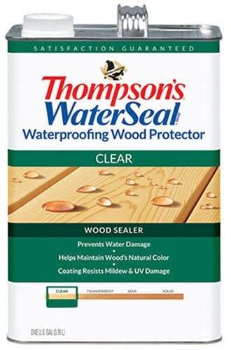 Thompson's WaterSeal Waterproofing Wood Protector