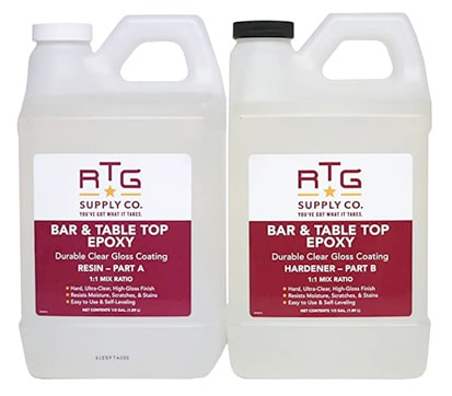 RTG Bar & Table Top Epoxy Review