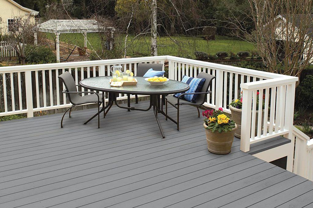 KILZ Enamel Porch Patio Latex Floor Paint Review