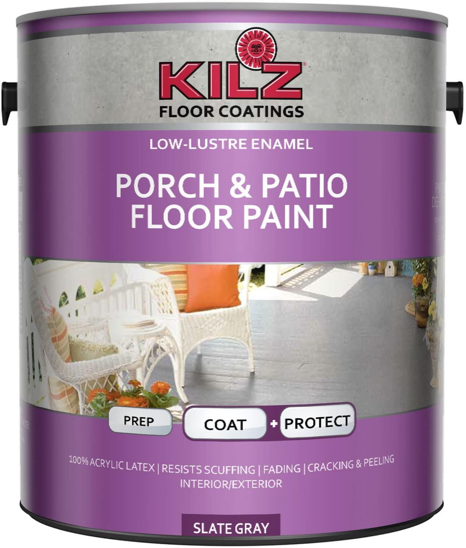 Kilz Porch & Patio Floor Paint review