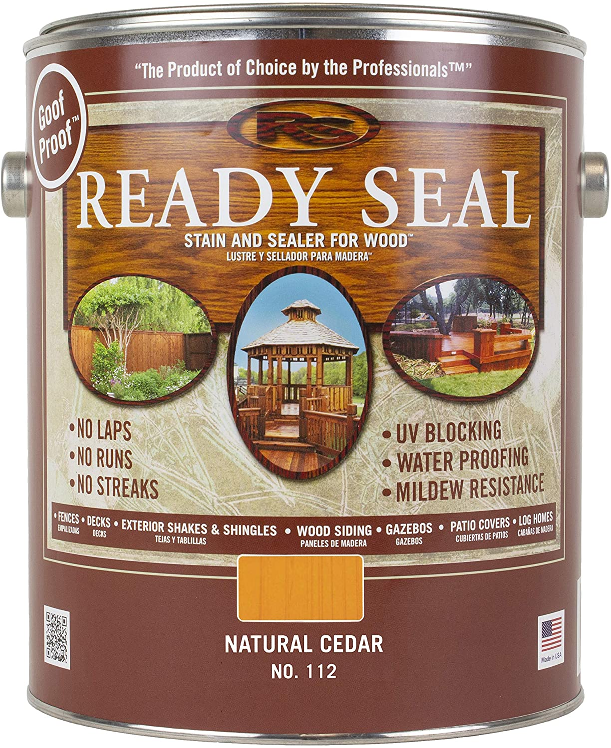 Ready Seal 112 review