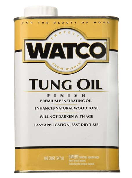 Watco 266634 Tung Oil