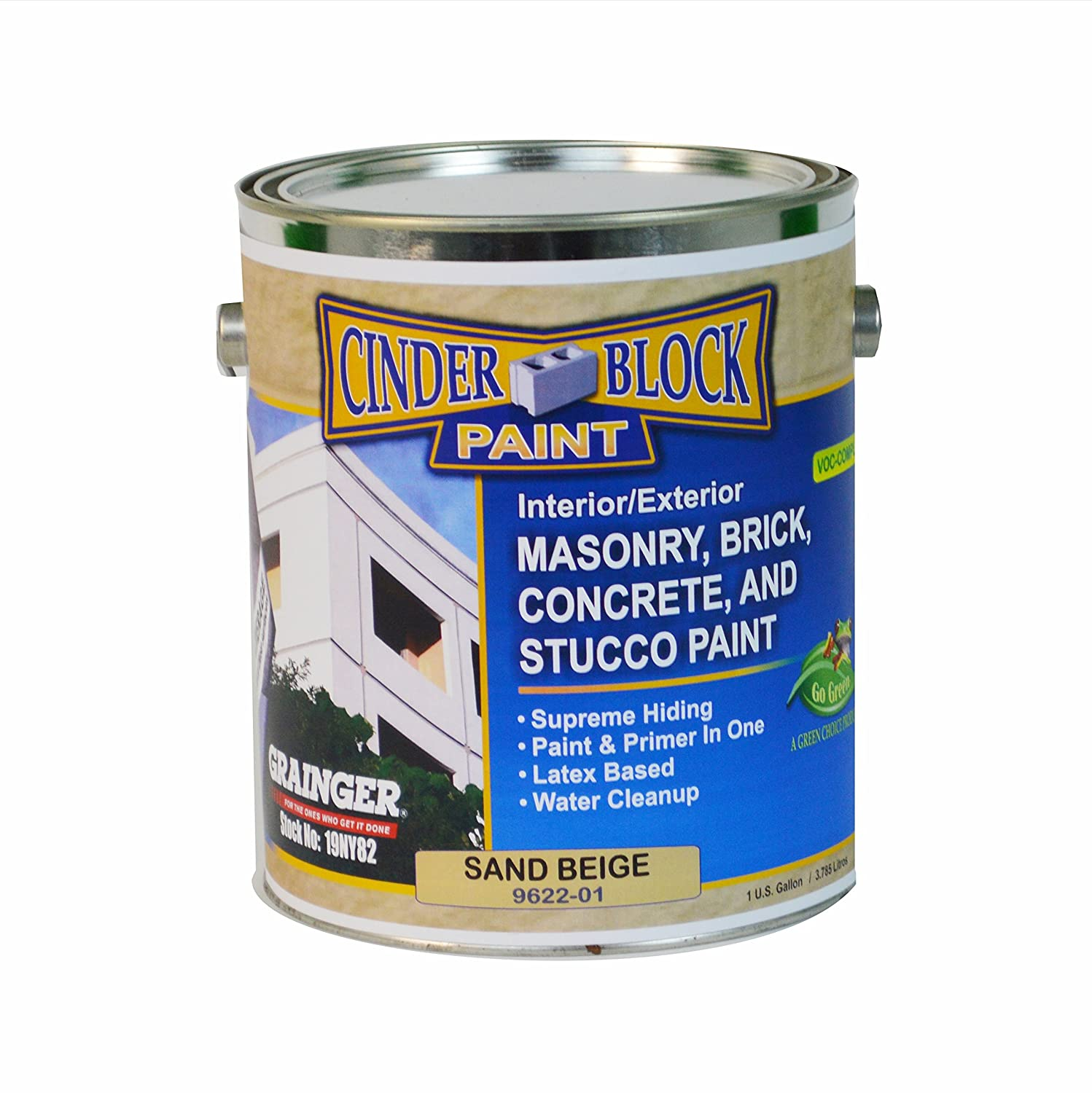RAE Masonry Stucco Paint in Beige review