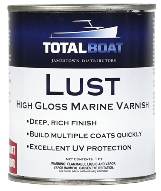 TotalBoat Lust Marine Varnish review