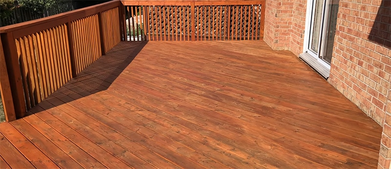 Appearance Semi-Transparent Deck Stains
