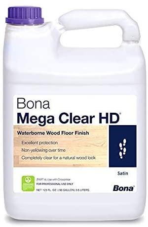Bona Water-Based Mega HD in Clear Satin review