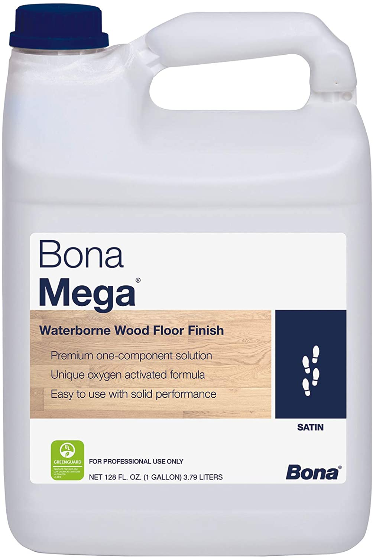 Bona Mega Wood Floor Finish review