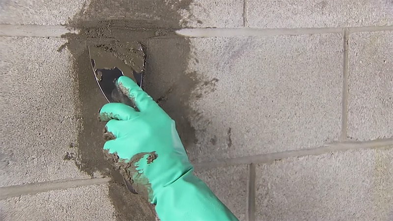 Make Use of Hydraulic Cement for Waterproofing Basement Walls