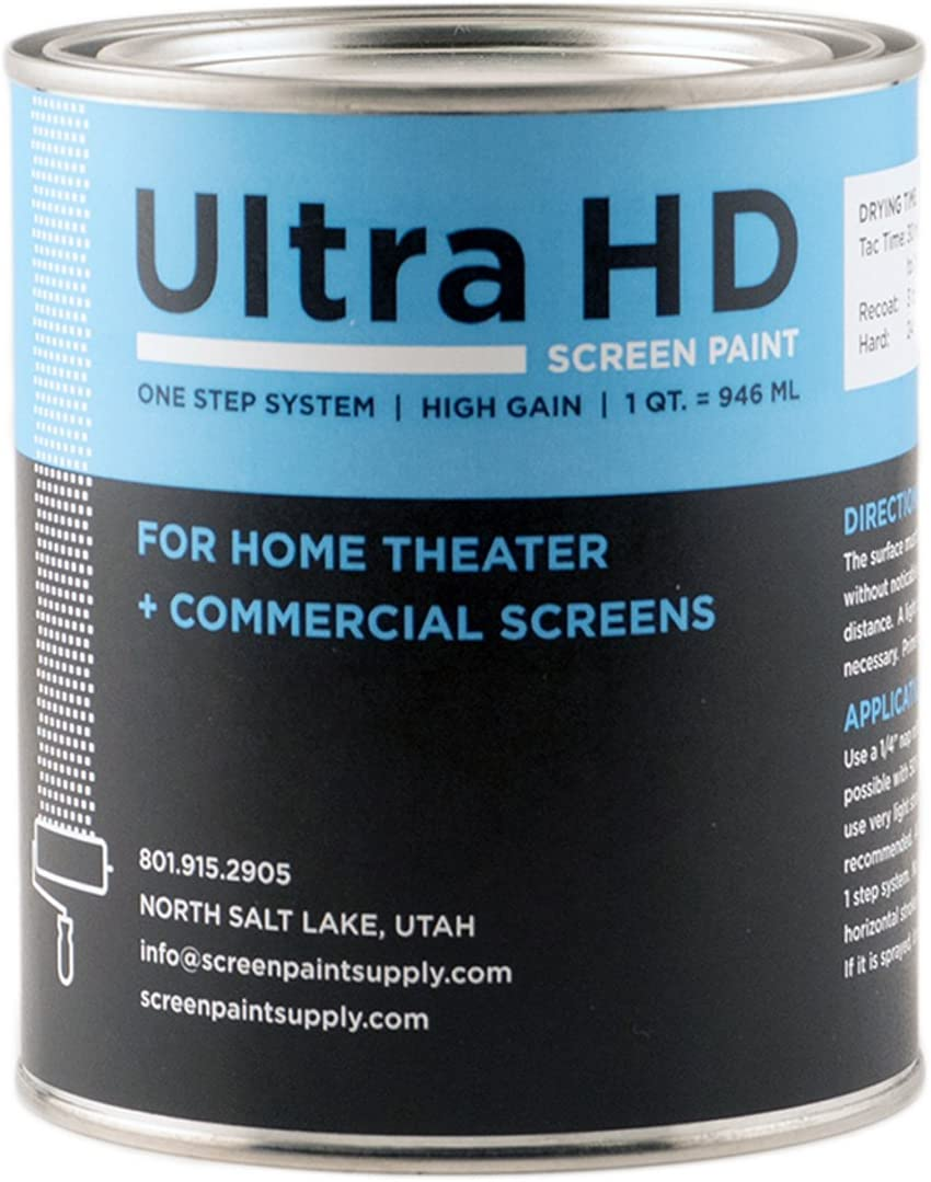 Ultra HD Premium Screen Paint review