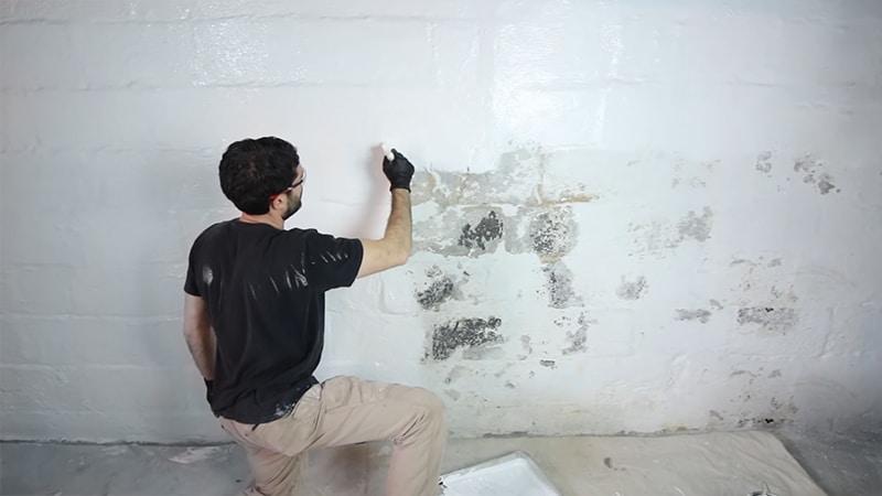 Use Masonry Waterproofing to Cure Interior Walls
