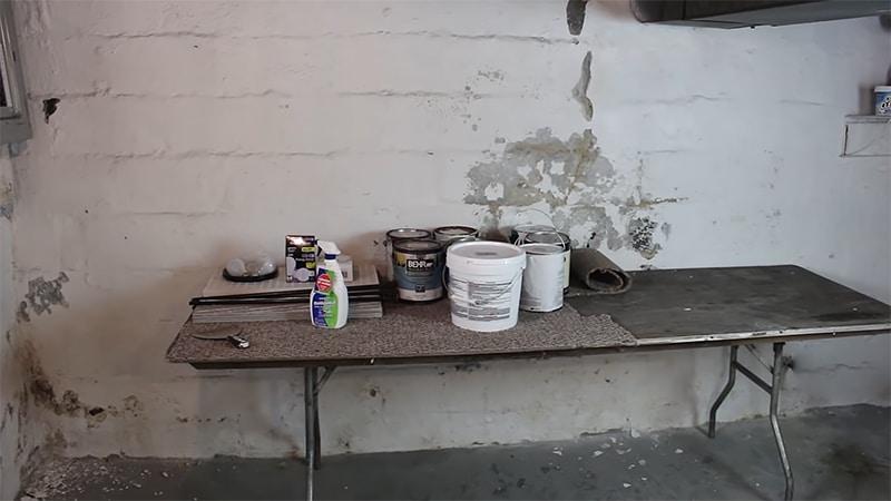 Waterproofing Basement Walls