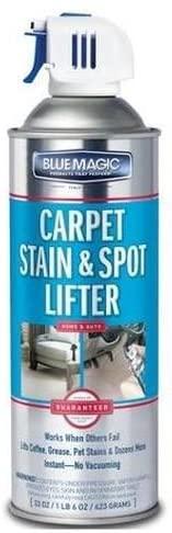 Blue Magic 900 Carpet Stain & Spot Lifter