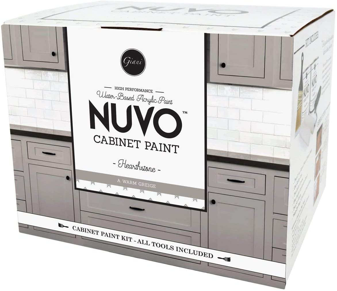 Nuvo Hearthstone All-in-One Cabinet Makeover Kit