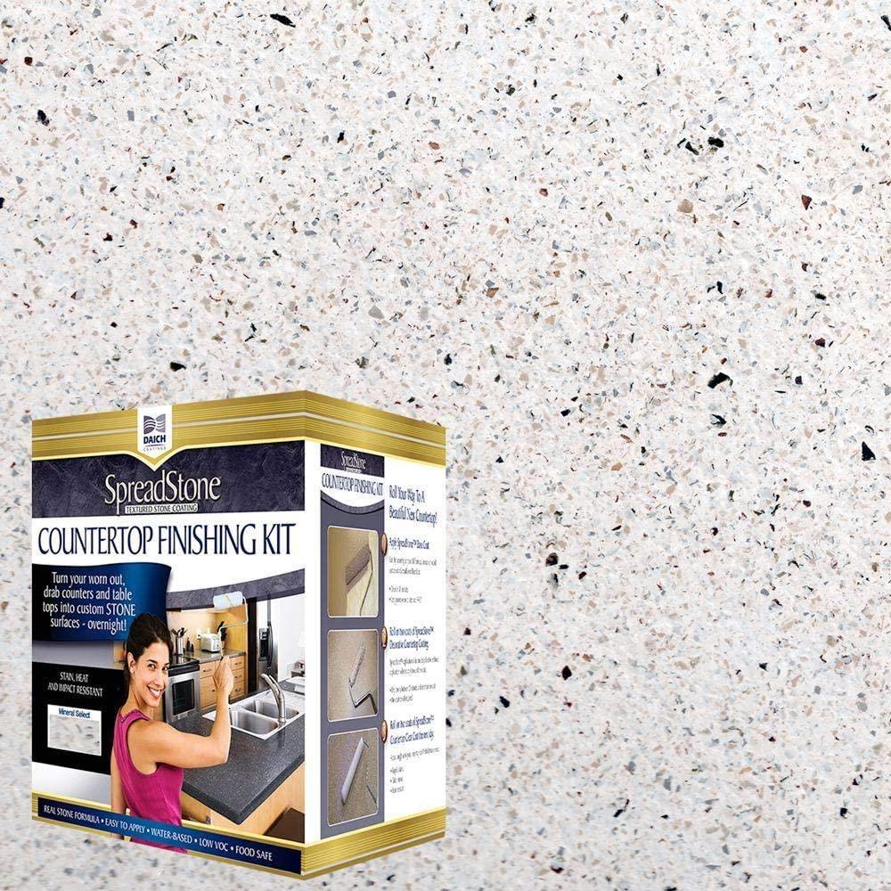 Daich Quart Spreadstone Mineral Select Countertop Refinishing Kit