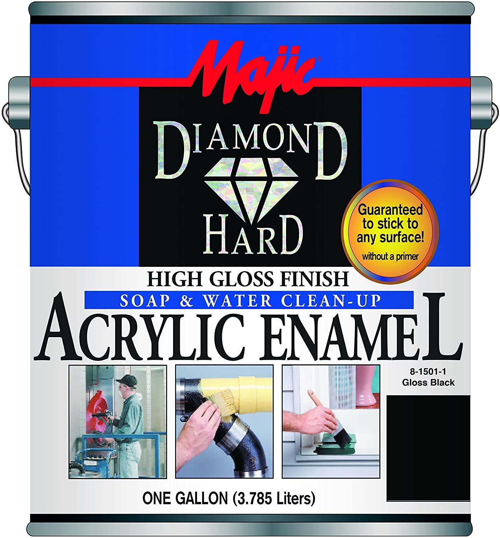 Majic Paints Diamond Hard Acrylic Enamel High Paint