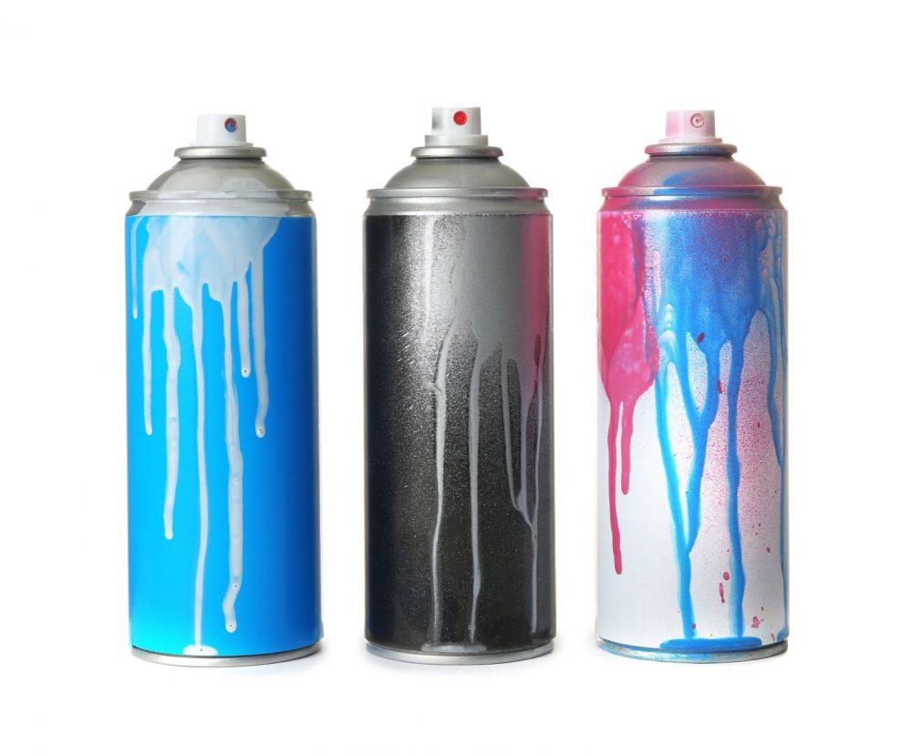 Best Spray Paints For Graffiti