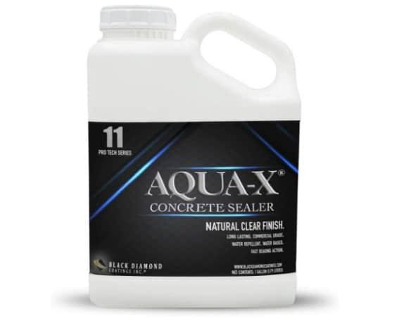 AQUA-X 11 Clear, Penetrating Stone and Concrete Sealer