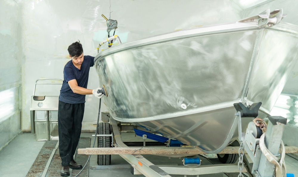 Average costs to bottom paint a boat DIY and professional