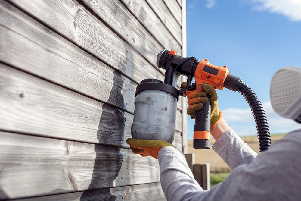 Best Paint Sprayers for Staining a Fence