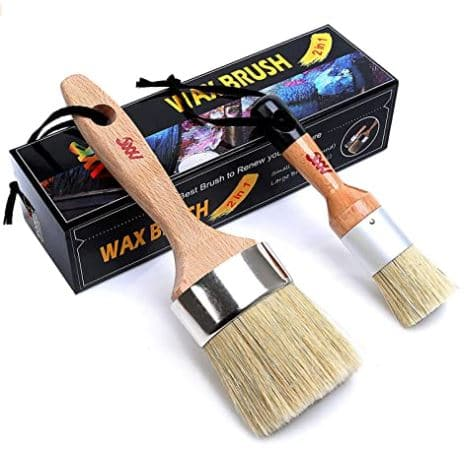 Chalk and Wax Paint Brush Set by Modern Art Supplies Review