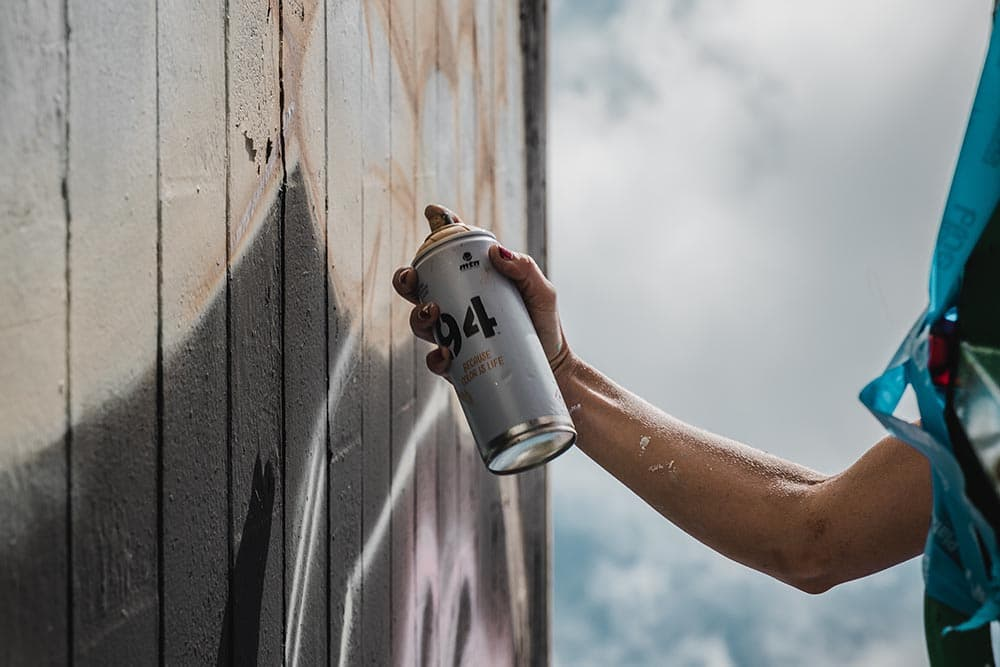 Copper Spray Paint