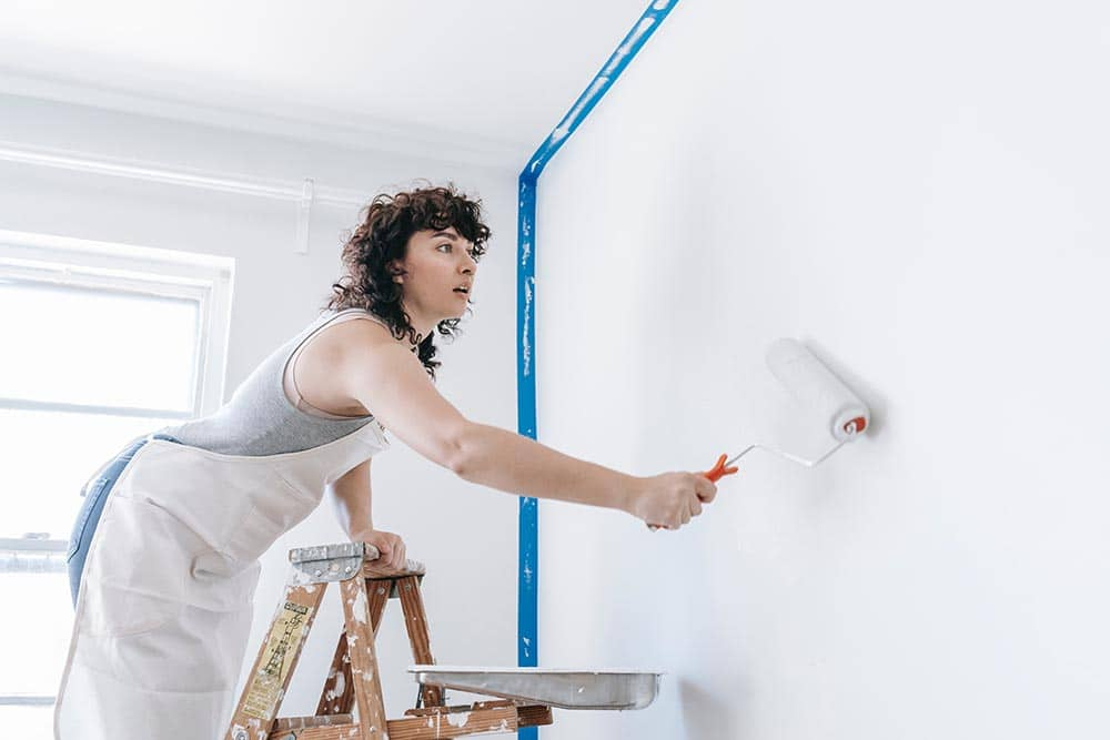 DIY Painting a room