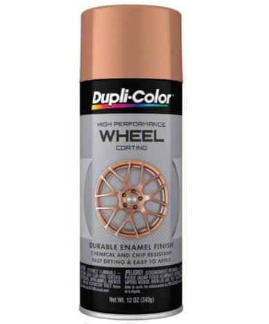 Dupli-Color Wheel Coating Rose Gold