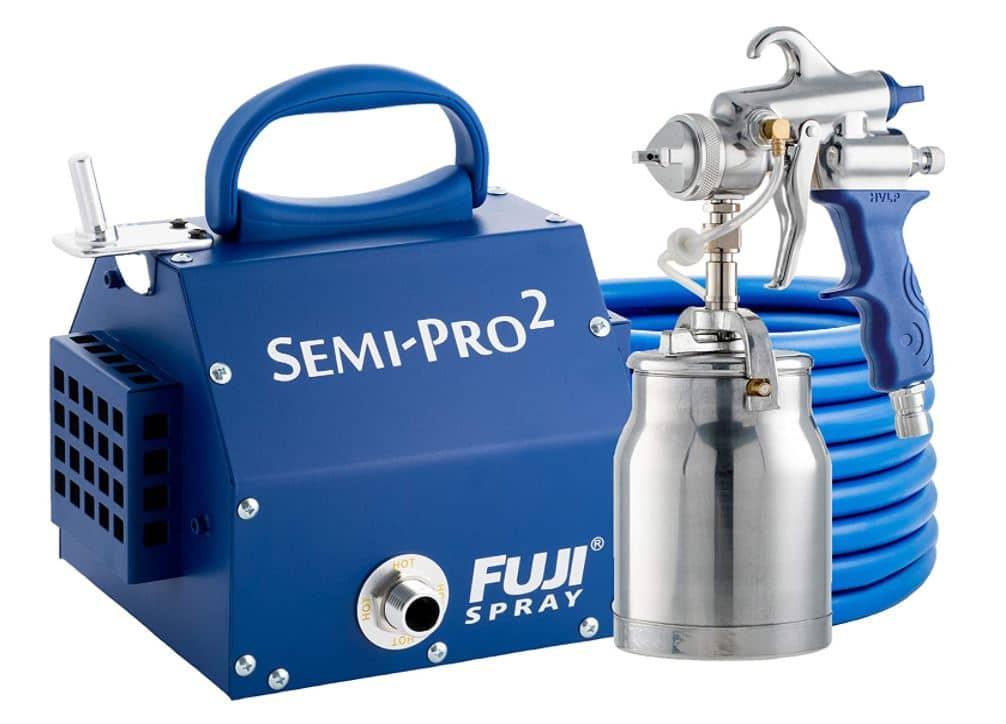 Fuji 2202 Semi-PRO Review