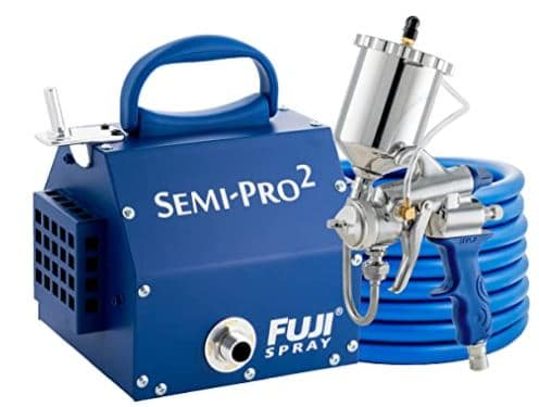 Fuji 2203G Semi Pro HVLP Spray System Review