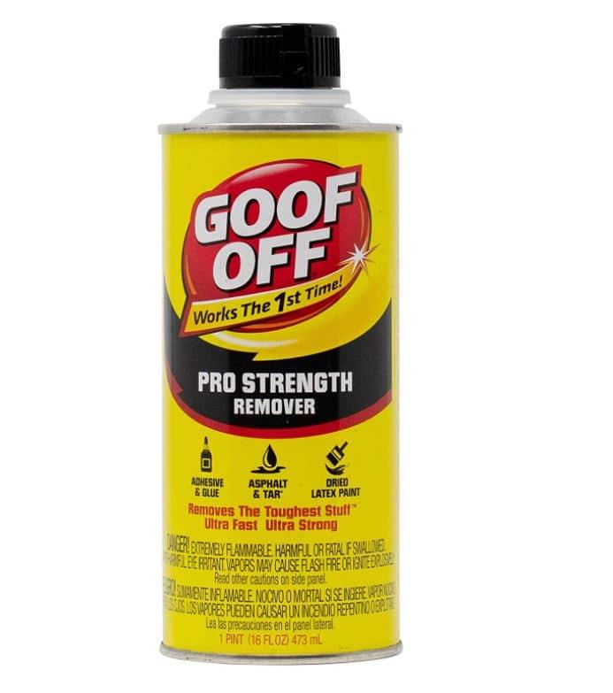 Goof Off FG653 Professional Strength Remover